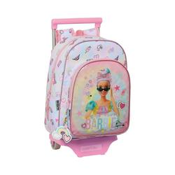 safta Trolley Rucksack-Trolley Barbie Girl Power