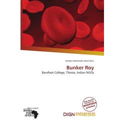 Bunker Roy als Buch von