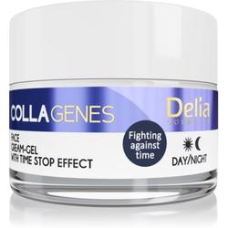 Delia Cosmetics Collagenes stärkende Creme mit Kollagen 50 ml