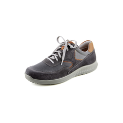 Avena Herren Extraweit-Sneaker Grau 39, 40, 41, 42, 43, 44, 45, 46, 47