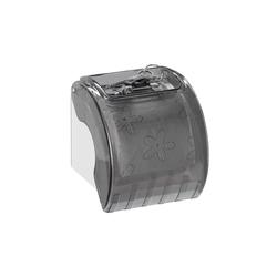 relaxdays Toilettenpapierhalter Toilettenpapierhalter mit Ablage