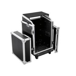 Omnitronic LS5 Laptop-Rack,14 HE Case (L x B x H) 590 x 560 x 980mm