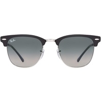 Ray Ban Clubmaster Metal RB3716 black / grey gradient
