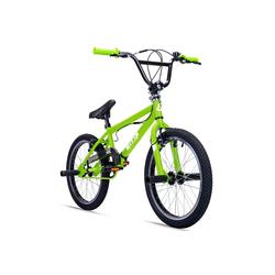 bergsteiger BMX-Rad Ohio, 1 Gang grün