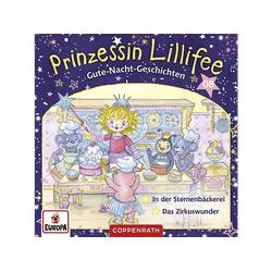 Prinzessin Lillifee - 008/Gute-Nacht-Geschichten Folge 15+16-In der St (CD)