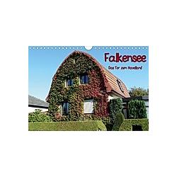 Falkensee - Das Tor zum Havelland (Wandkalender 2021 DIN A4 quer)