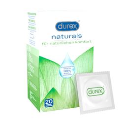 DUREX Naturals 20 Kondome