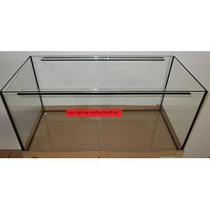 Aquarium 100x40x50 cm 200 Liter 8mm Glas