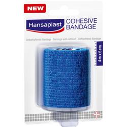 HANSAPLAST cohesive Bandage 6 cmx4 m 1 St