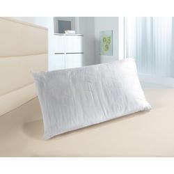 KBT Bettwaren Anti-Schnarch Kissen Form-Line Anti Schnarch, speziell für Rückenschläfer & Seitenschläfer