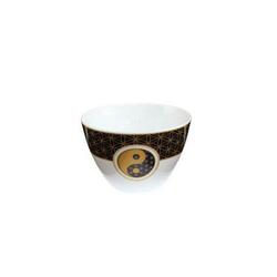 Goebel Teelichthalter Lotus Yin Yang