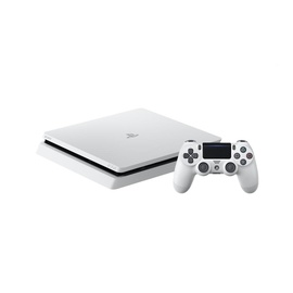 Sony PS4 Slim 500GB weiß (EU Import)