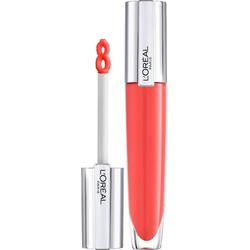 L'ORÉAL PARIS Lipgloss Brilliant Signature Plump-in-Gloss orange