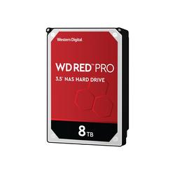 WD Red Pro NAS-Festplatte 8 TB, SATA 6 Gb/s, 3,5