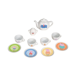 Smoby Spielgeschirr Peppa Porzellan-Kaffee-Geschirrset