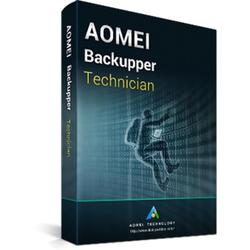 AOMEI Technik tworzący kopię zapasową 5.6