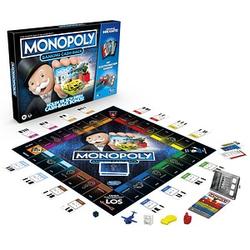 Hasbro MONOPOLY-Banking Cash-Back Brettspiel