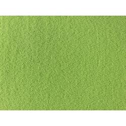 Teppichboden Kira 400, Andiamo, rechteckig, Höhe 8 mm, Meterware, Breite 400 cm, uni, schallschluckend grün