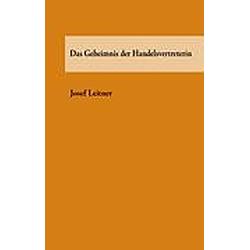 Das Geheimnis der Handelsvertreterin. Josef Leitner  - Buch