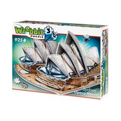 Wrebbit 3D-Puzzle Wrebbit 3D Puzzle 925 Teile Sydney Opera House, Puzzleteile