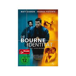 Die Bourne Identität DVD