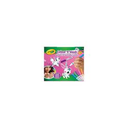 Crayola® Malvorlage Colour ´N´ Wash - Hase und Katze
