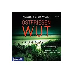 Ostfriesenwut - Hörbuch