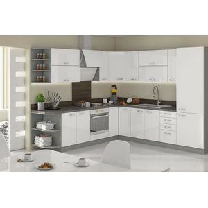 Küchenmöbel Multiline I Schrank Standschrank Küche-Set Kollektion Arbeitsplatte