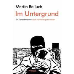 Im Untergrund als Buch von Martin Balluch