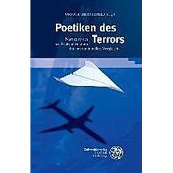 Poetiken des Terrors - Buch
