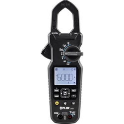 FLIR CM65 Stromzange digital Datenlogger CAT III 1000 V, CAT IV 600V Anzeige (Counts): 6000
