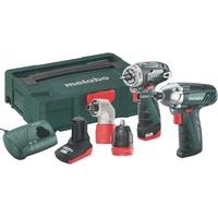 METABO Combo Set 2.1 10.8 V Quick Pro (685053000)