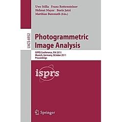 Photogrammetric Image Analysis - Buch