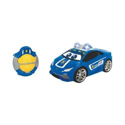 Dickie Toys Spielzeug-Auto IRC Happy Lamborghini Huracan Polizeiauto
