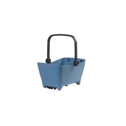 Basil Buddy - Hundefahrradkorb - blau Taschenvariante - Korb,