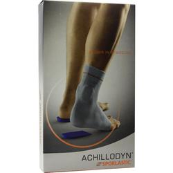 ACHILLODYN Achillessehnenband.Gr.3 platinum 07071