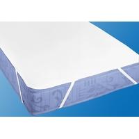 BIBERNA Matratzen-Auflage »Molton Premium mit Silberausrüstung«, 1x 180x200 cm, weiß