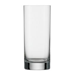 Stölzle Glas New York Bar, Kristallglas, Saftglas, 380 ml, 6-teilig weiß