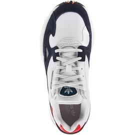 adidas Falcon white-navy-red/ white, 39.5