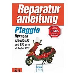 Piaggio Hexagon   ab 1995; . - Buch