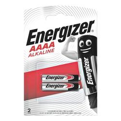 2er-Pack Batterien »Picollo« Alkaline / AAAA / E96, Energizer