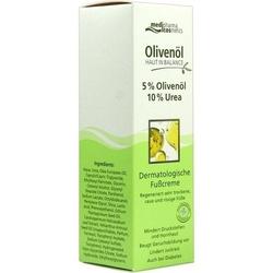 HAUT IN BALANCE Olivenöl Fußcr.5%Oliven.10%Urea 100 ml