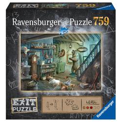 Exit 8: Im Gruselkeller - Puzzle 759 Teile