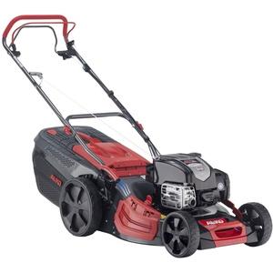 AL-KO Benzin-Rasenmäher Premium 520 SP-B (51 cm Schnittbreite, Briggs & Stratton Motor mit 2.4 kW, Stahlblechgehäuse, Hinterradantrieb, Mulchfunktion, Seitenauswurf, für Rasenflächen bis 1800 m2)