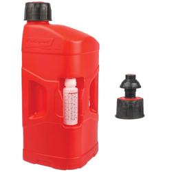 Polisport Benzinkanister ProOctane mit Schnelltanksystem, 20 L, Rot