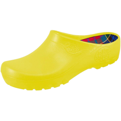 Alsa 031 Clog FASHION Jolly Clogs Gelb 36