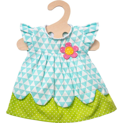 Heless Puppenkleidung Kleid Daisy Gr. 28-35 cm, Puppenkleidung