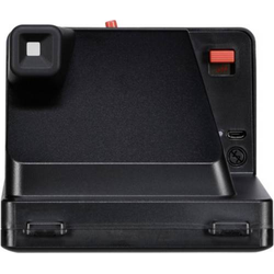 Polaroid OneStep + Sofortbildkamera Schwarz