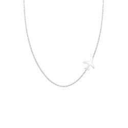 Elli Elli Halskette Flugzeug Travel Erbskette Trend 925 Silber