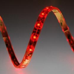 LED Lichtband 1m 30 SMD LED rot IP65